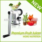 2012 Manual Masticating Juice Extractor for Fruit and Vegetable for Dubai