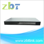 24-port 100mbps Managed Network Switch