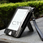 Stand case with lamp design for kobo
