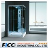 Enclosed steam shower room with tempered glass FC-110