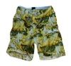 Fashional brand men shorts beachwear