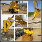 Excavator Quick hitch COUPLER for Hyundai Excavator