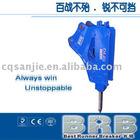 High quality Tool 85 side type BRB hydraulic breaker F9G