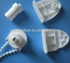 vertical blind parts,plastic carrier for curtain accessories,top hanger&carrier&spacer