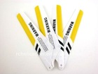 Syma S107-S032-02 Metal Frame 3 Channel Infrared Radio RC Helicopter Main Blades Set