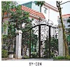 cheap price for modern style iron gates models SY-024