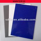 PVC colored plastic sheet