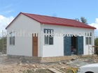 ISO9001:2008 Certificated Prefabricated High-qualified Low-costed and Comfortable Movable Villa