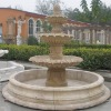 Marble garden stone water fountain