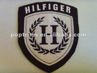 Logo patches for garments accessories