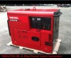 6.0Kw Portable Diesel Generator, CE/GS/EPA Approved