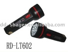 RD-LT602 High-power Plastic LED torch