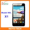 Smart Phone MTK6577 4.5 Inch 1280x720P IPS Screen Android 4.0 8MP WiFi GPS 3G