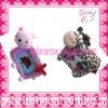 cute animal shape fashion furry photo frame