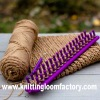 knitting patterns for cushion covers Knitting Loom