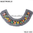 garment neckline collar neckline (YKLN-005)