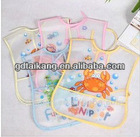 3-5 years old Baby bib with waterproof