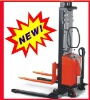 2012 new type semi electric stacker battery operated forklift