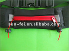Race Number Belt with Neoprene Pouch, Running Waist Belt Pack, Neoprene Pouch Belt, Waist Belt Pack/Bag/Pouch/Holder
