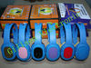 Foldable&coloful wireless headphone with TF card