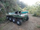 Jiangdong 8x8 amphibious dune buggy