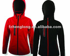 ladies waterproof and breathable softshell jacket