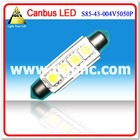 Tiop quality, CAR CANBUSE LED