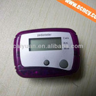 Cheap price calorie pedometer counter