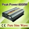 pure sine wave dc 12v to ac 220v 3000w with high quality