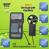 Datalogging Air Flow Meter AVM-07(RS-232) with Free Shipping