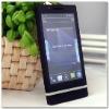 Andriod 4.0.3 MTK6575 1.0GHz dual sim card standby 3G unlocked smartphone X26i