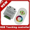 Touch remote RGB controller