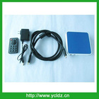 2011 hottest wireless android Google HD TV BOX /Support Skype,HD1080 Play,game and internet