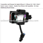 All in one Bluetooth FM Transmitter for iphone4g