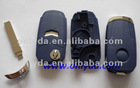 Car key cover -best price for Fiat 1 button remote flip key blank available in blue coulor & original quality keys