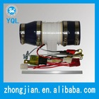 330W electric turbo charger for racing car