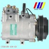 Scroll auto A/C 12v air conditioner compressor for HYUNDAI ELANTRA1.6/1.8GLS and HYUNDAU SONATA2.0GLS