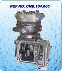 MAN19.19/19.22 MB OM402/403/407 Air Brake Compressors and other Braking Spare Parts