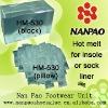 HM530 insole sock liner HOT MELT