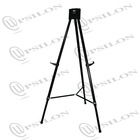 folding aluminum metal drawing painting easel stand