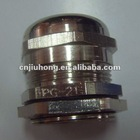 Nickel-Plated Brass Cable Glands
