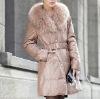 leather coat/down coat/L006WEI