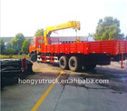 Dongfeng National Crane Truck