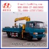 FAW 6*2 Truck with loading crane 8T/12T
