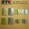 Metal stamping hinge