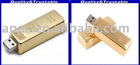 Top luxurious grade one Gold usb flash 64gb new gifts 2013