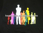heat transfer flex t-shirt