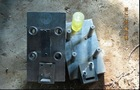 Mold for solar water heater frame machine