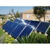 Hot Sale Pressure Solar Collector ( with 15 tube heat pipe and best for family used)