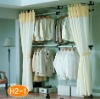 NLB 3400 clothes storage hanger General grid curtain